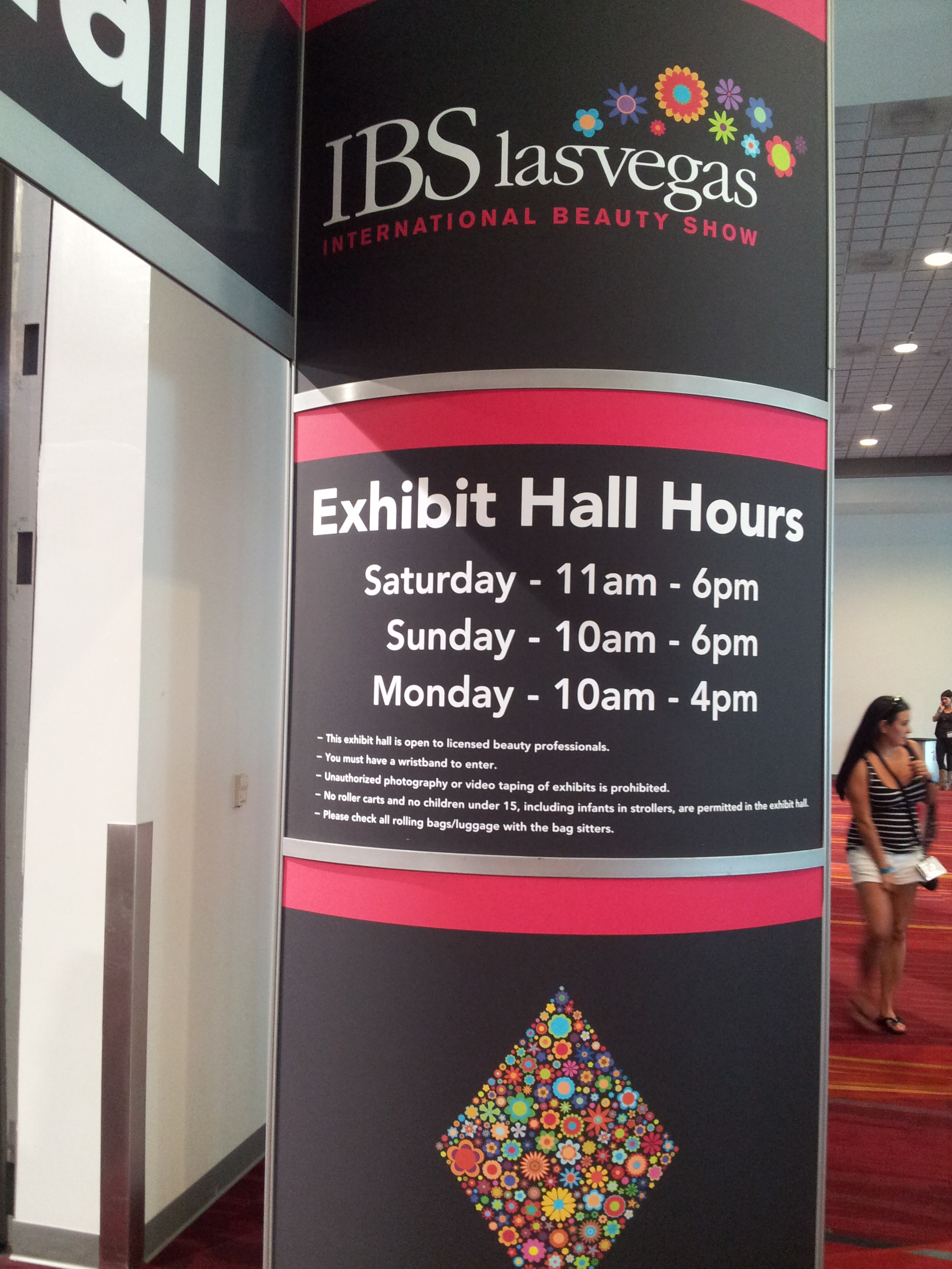 2013 International Hairshow Expo Las Vegas And Yes We Are